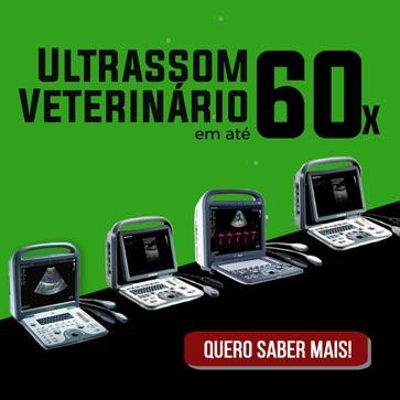 Ultrassom Veterinário em até 60x