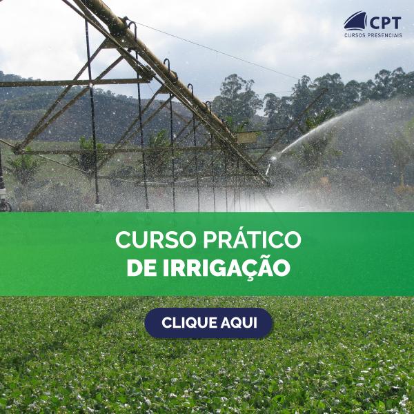 Cursos de Irrigação Sustentável e Lucrativa