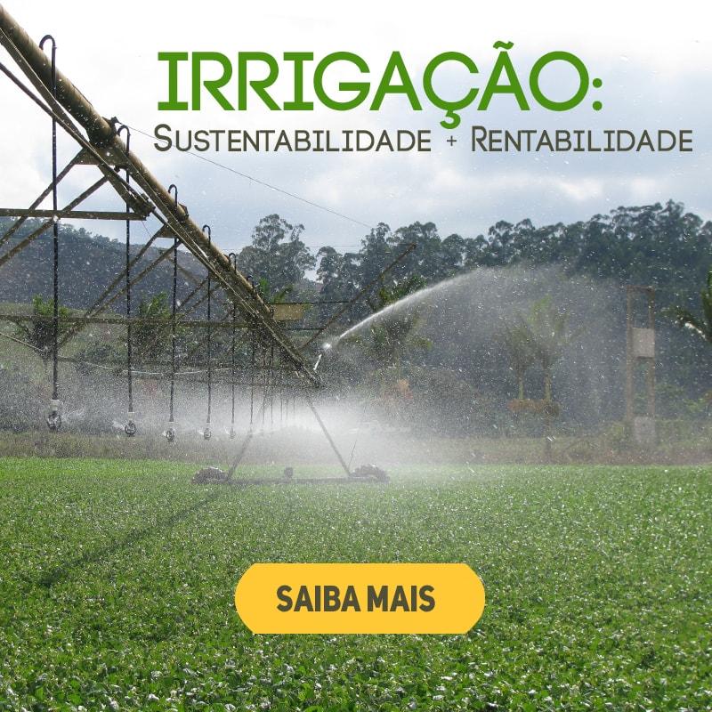 Irrigação: Sustentabilidade + Rentabilidade