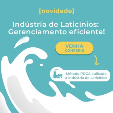 Curso Curso: Método PDCA aplicado à Indústria de Laticínios
