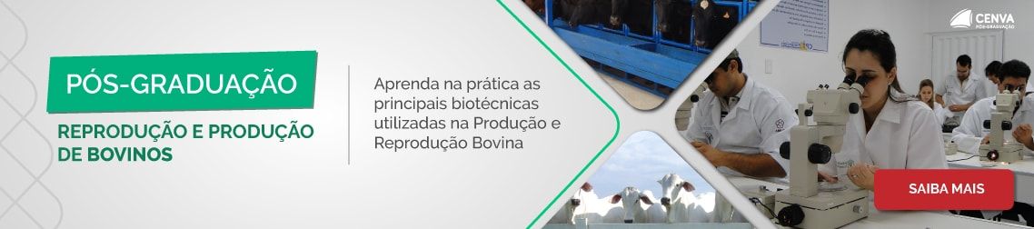 Pós Graduação em Reprodução e Produção de Bvinos