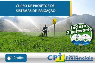 Curso de Projetos de Sistemas de Irrigação