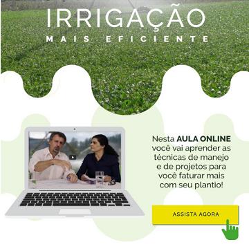 Webinar de Irrigação