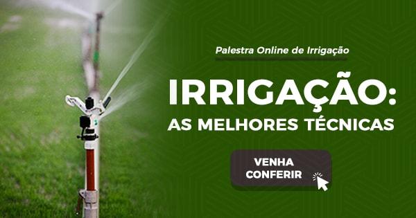 Palestra Online de Irrigação