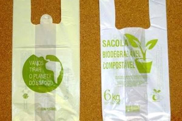 BASF e Carrefour criam sacolas biodegradáveis