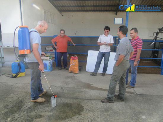 Fotos do 3º Curso de Integração Lavoura-Pecuária-Floresta (Sistema Barreirão) 01-05-2012