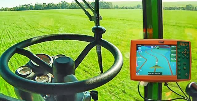 Utilização do GPS na Agricultura