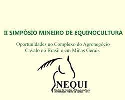 Simpósio Mineiro de Equinocultura
