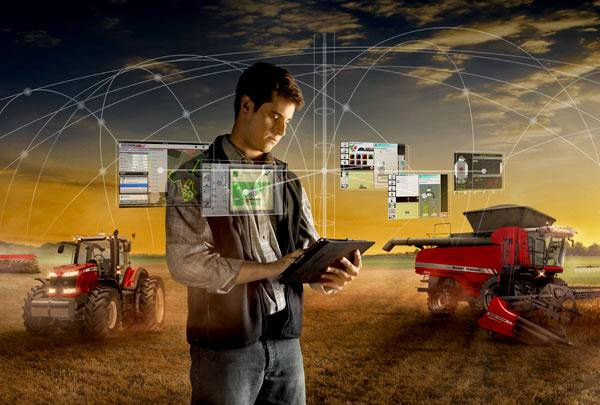 Monitoramento a favor da produtividade agrícola