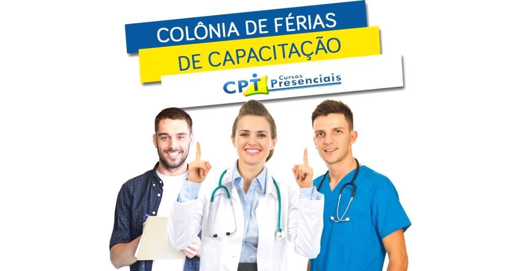 FÉRIAS!! COLÔNIA DE FÉRIAS DE CAPACITAÇÃO