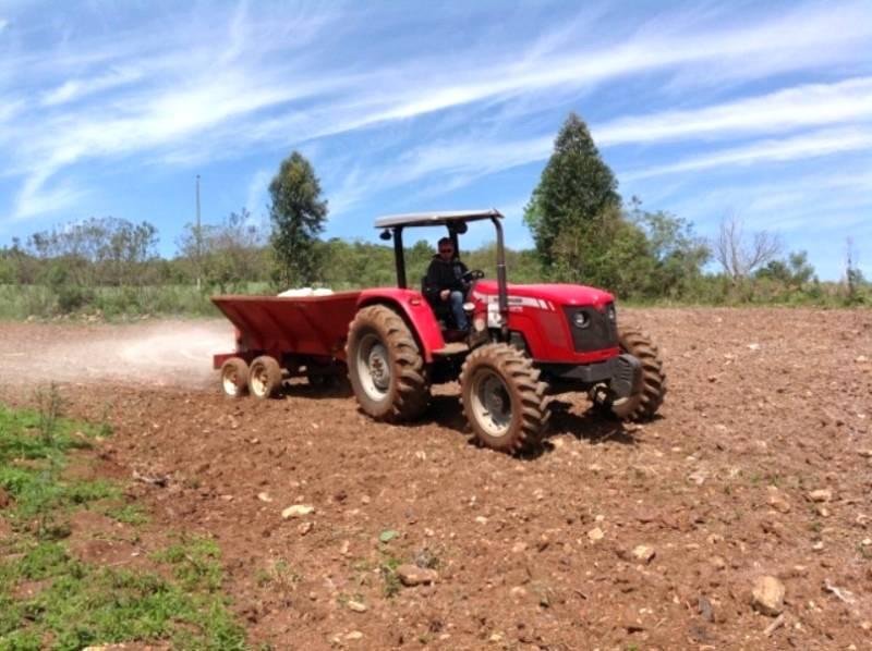 A importância da correção dos solos na agricultura
