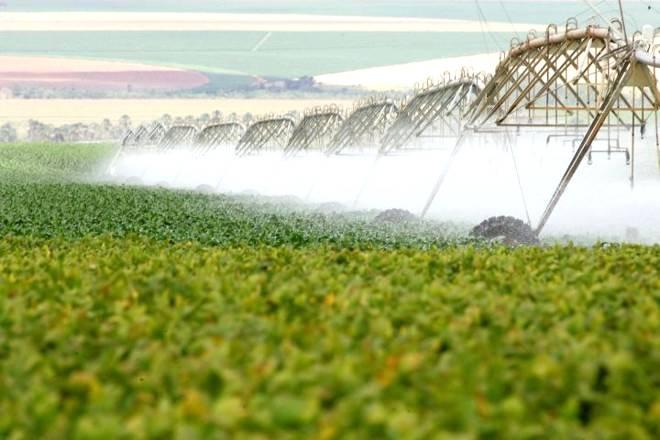 Irrigação sustentável é uma tendência mundial
