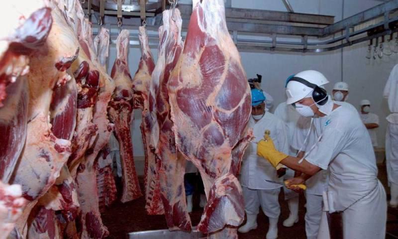 A importância da inspeção da carne bovina