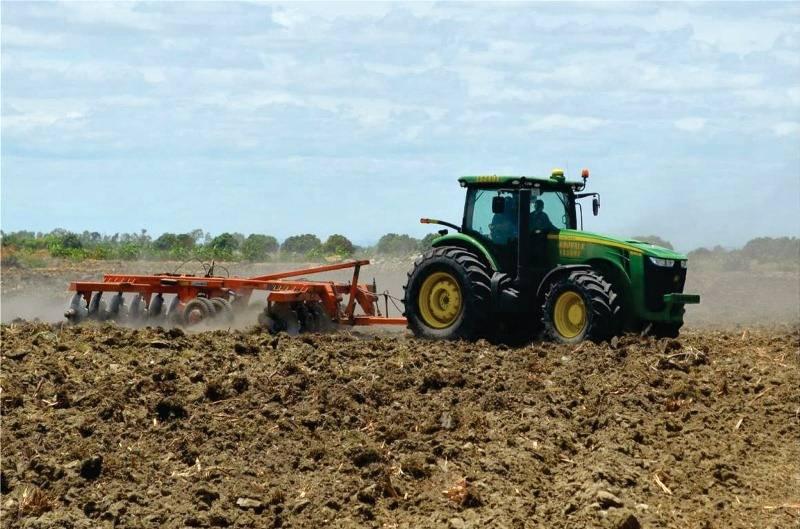 Aspectos importantes da mecanização durante o preparo do solo