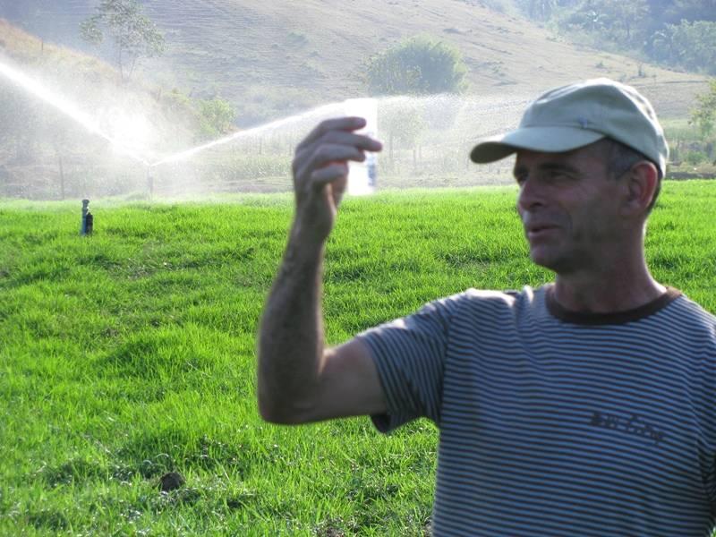 A importância das tecnologias de irrigação e o manejo de pastagens