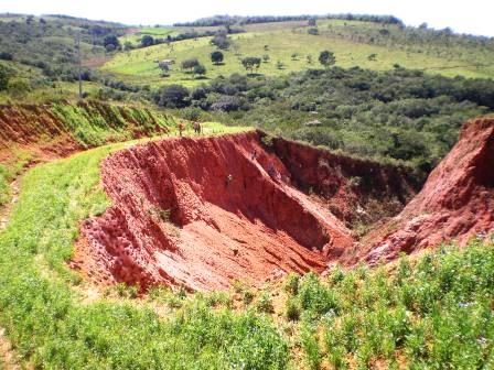 Como recuperar áreas degradadas?