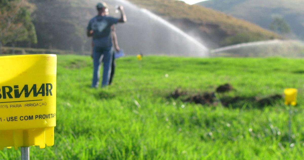 Importância de avaliar a qualidade da água para irrigação